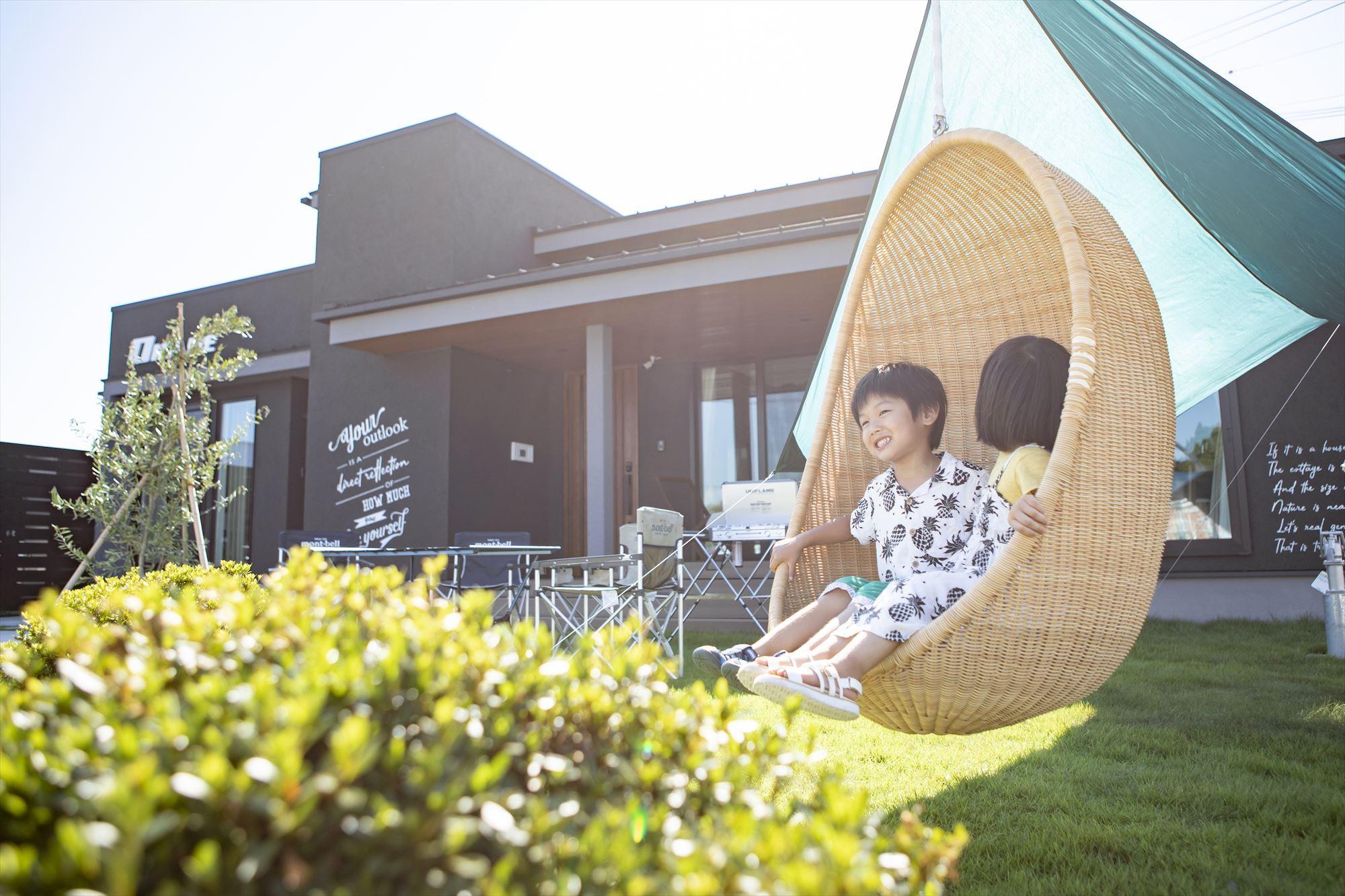 富山 おしゃれなデザインの平屋住宅