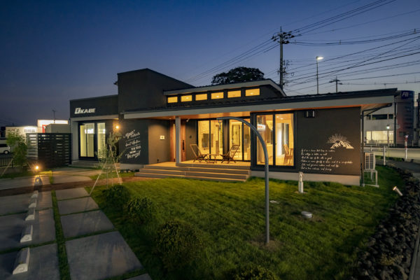 富山 平屋住宅 1棟貸のレンタルルーム